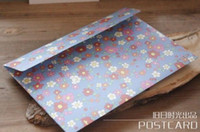 ingrosso giappone busta-Formato standard all'ingrosso 5 pezzi / set Busta design Giappone adatta per cartoline 175x125mm / pc