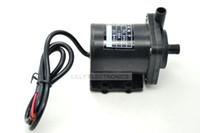 Wholesale 24v Dc Brushless Water Pump - ZC-B40-24V 24v DC Pump Mini Brushless Magnetic Hot Water Pump (100 degree) -No Thread-ZC-B40