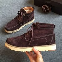 Wholesale Casual Dress Stores - Beckham Winter Boots ,Beckham Suede Leather Boots,Winter Sneakers,Boots;personality Casual Dress Shoes;mens Boots Online Store,Driving Shoes