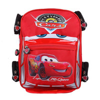 Wholesale Children School Bag Car Blue - Good Quality 3D car Backpack School bag Children Character Car-styling Backpacks For Kids Cars Boys Backpack Child School Bag