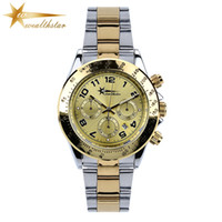 Luxury black watch clothing - 2016 wealthstar brand luxury stainless steel band Men Women x Brand watches men s Women s Clothing Watches quartz movt fashion watches