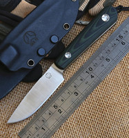 Wholesale Scout Knife Camping - Quality Bolte Scout Fixed Blade Knife With K Sheath D2 Steel Blade G10 Handle Tactical Camping Knife Outdoor Survival Knives Hunting Tools