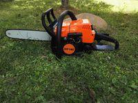 "Wholesale Powered Chain Saw - 1PCS MS180 Chainsaw Power 14"" Anti Slip two stroke chain saw"