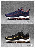 Wholesale High Fashion Discount Shoes - 2017 Durable Drop Shipping Fashion new Famous Air Sport 95 Kpu with high quality Discount Price Mens Sportswear AAAA Running Shoes Sneake