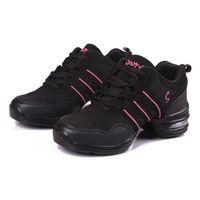 Wholesale Casual Jazz Shoes - Dance shoes New 2016 women Casual Shoes Jazz salsa Shoes woman breathable Platform size 35-41 Plus size dance shoes 5C179