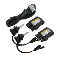 Xenon HID Conversion Slim Kit 35W H13-3 Bi Hi / Low Beam 4300K-12000K