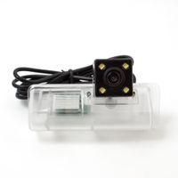 lexus parkları toptan satış-LEXUS ES 2013 için HD CCD Araç Arka Görüş Kamerası 2014 araba Ters Park Kamera Reversing Yedekleme Kamera Gece Görüş Su Geçirmez KF-V1212
