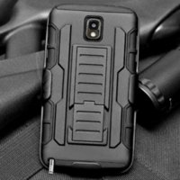 Wholesale Galaxy Phone Plastic Cases - Note 3 Cases Hard Plastic Hybrid Armor Heavy Duty Phones Case For Samsung Galaxy Note 3 N900 Belt Clip Holster Back Cover