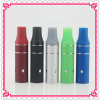 Wholesale Ego Battery G5 - Colorful mini AGO G5 Tank Dry Herbal Atomizer with Ceramic Chamber Mini AGO Clearomizer Kit Fit 510 eGo EVOD Style Battery E-Cigarette