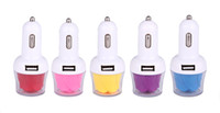 bloom iphone - Dual Port USB LED Car Charger blooming Rose Flower Car Chargers Power Adapter For iPhone s s for Samsung S4 S5