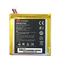 Wholesale Huawei P1 Phone - New 1800mAh HB4Q1HV Battery Repalcement Backup For Huawei Ascend P1 T9200 U9200 U9500 D1 Cell Phone