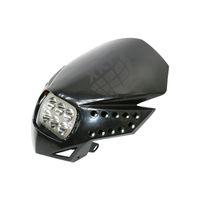 bisiklet cbr toptan satış-LED Far Sokak Fighter Dirt Bike Için XR KTM Ninja KLX ZX6R EX250 CRF CBR