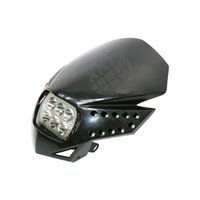 Wholesale Ninja Headlight - LED HeadLight Street Fighter Dirt Bike For XR KTM Ninja KLX ZX6R EX250 CRF CBR