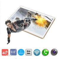Wholesale tablet 9.7 octa for sale - Dhl libre pulgadas G G Lte Tablet PC Octa Core G RAM GB ROM de doble tarjeta SIM Android GPS IPS Tablet PC quot
