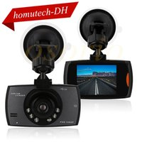 Dashcam 2.4 pollici Car Dvr Camcorder Full Hd 720P Parcheggio G-sensor Auto Video Registratori Mini Dash Telecamere Car Black Box Supporto multilingue