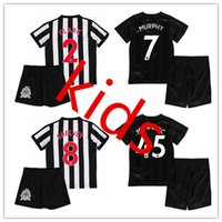 Wholesale Express Shirt Xl - top quality Kids 2017 2018 Newcastle United away soccer jerseys 17 18 GAYLE MITROVIC RITCHIE HOME youth child football shirt Free Express