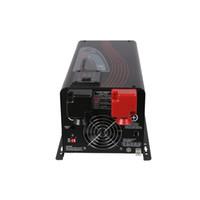 Wholesale pure sine inverter 48v - 3KW 12V 24V 48V DC 120V 220V AC Double Ouput pure Sine Wave Solar Inverter with Charger