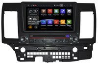 Android 5.1 Car DVD PC para MITSUBISHI LANCER Con GPS, Bluetooth, Radio, FM, AM, RDS, MP3, MP4, DVD, SD, USB, control de rueda