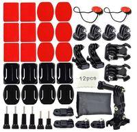 Wholesale Hero Anti Fog - camera Accessories screw length, anti fog film etc For sj4000 Hero 4 3+2 xiaomi yi Go action camera pro Accessories Set kit