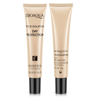 ingrosso bb up-Makeup Primers True Isolation Day Protection Make Up Base Brighten Skin Pre Makeup Cream Concealer Foundation BB Cream Makeup 23