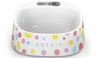 Wholesale Hot Dog Dish - Hot Newest PETKIT FRESH Smart Digital Feeding Pet Bowl Pet Dog Puppy Cat Food or Drink Water Bowl Dish Free Shipping 5 Colars