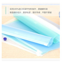 Wholesale Office Supplies Manufacturers - Wholesale-Manufacturers supply office supplies, effective stationery zipper bag A4 document office bag wholesale