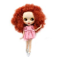 Wholesale Inflatable Doll Price - Dolls Accessories Dolls Blyth ICY Nude Factory doll Suitable For Dress up by yourself DIY Change BJD Toy special price