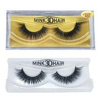 Wholesale beautiful long hair women for sale - Group buy New Style Natural Long Soft False Eyelashes Extension Handmade Beauty Lashes Makeup Mink hair eyelash extension for beautiful woman