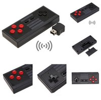 ingrosso mini controller joystick gioco-Controller wireless per controller wireless Nes mini Classic Edition Controller per console di gioco Joystick wireless