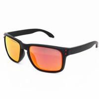 gafas de sol holbrook polarizar al por mayor-2017 Marca Holbrook Nueva Versión Superior Gafas de Sol TR90 Marco Lente Polarizada UV400 Deportes Gafas de Sol Tendencia de la Moda Gafas Gafas