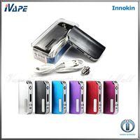 innokin cool fire box mods großhandel-Innokin Cool Fire IV 40W Batteriekasten Mod Innokin CoolFire 4 VV VW 2000mAh Ecigarette Batterien 100% Original