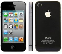 Wholesale apple iphone 4s white unlocked resale online - Original Apple Refurbished Unlocked iPhone S cell phone GB ROM iOS GPS WiFi WCDMA MP GPRS With Gifts by