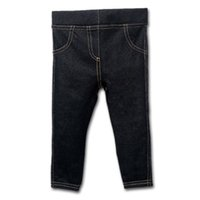 Wholesale Pants For Baby Girls - Wholesale-2016 Fashion High Quality Wholesale Unisex Baby Jeans Leggings for Baby Girls Boys Pants Free Shipping