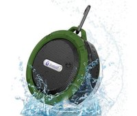 Wholesale China Mini Mp3 Player - Waterproof Bluetooth Speaker Mini Wireless NFC Super Bass Subwoofer Outdoor Sport Sound Box Portable MP3 Music Player