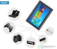 tableta q88 wifi usb al por mayor-Tablet PC Q88 7 pulgadas Tablet PC Android 4 4 Kitkat 3000mAh Batería WiFi Quad Core 1 5GHz DDR3 Googl 8GB A33 7 HD 1024x600 IPS Cámara dual
