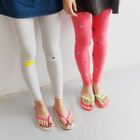 Wholesale Original Leggings - Wholesale-U-PICK New Original Casual Leggings 95% Cotton 5% Spandex Women Leggings Cute Printing Skinny Pants for Women Indoor & Outdoor