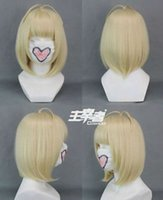 Wholesale Shiemi Cosplay Wig - FREE SHIPPING>New Anime Ao No Blue Exorcist Shiemi Moriyama Cosplay Costume Wig