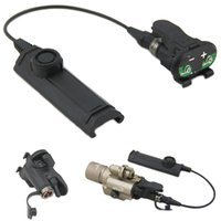 Wholesale nature series - Remote Dual Switch Assembly for X300 X400 Gun Lights fits X-Series Tactical Flashlights