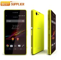 """Wholesale Phone Z1 - Original Sony Z1 Compact D5503 Cell phone 3G 4G Android Quad-Core 2GB RAM 4.3"""" Screen 20.7MP Camera WIFI GPS 16GB Storage"""