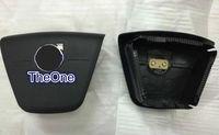 ingrosso coperture volvo-Alta qualità Nuova copertura airbag per volvo s60 s80 copertura airbag copertura volante srs con logo