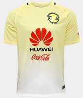 Wholesale Cheap Football Jerseys Wholesale - 2016 17 Club America Top Thai Quality Soccer Jerseys Best Thai Quality Cheap Football Uniforms New Club Team Jersey Football Shirts
