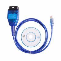 Wholesale Fiat Ecu Scan - VAG KKL FIAT ECU SCAN VAG KKL USB+Fiat Ecu Scan Diagnostic Interface Tool Vag 409+ fiat ecu scan