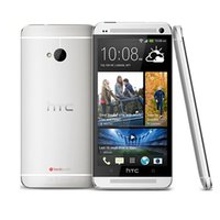 """Wholesale M7 Battery - Refurbished HTC ONE M7 4.7"""" Quad Core Metal Smartphone 2GB 32GB Android 4.1 2300mAh Battery Unlocekd Phones Cellphone"""
