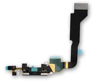verizon для iphone оптовых-Черный порт зарядки док микрофон микрофон гибкий кабель для Iphone 4 4G CDMA Verizon