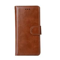 telefone iphone i6 venda por atacado-2 em 1 magnética destacável carteira de couro case para iphone 7 plus i7 iphone 6 6 s i6 moda coréia estilo cartões photo frame telefone bolsa capa