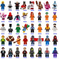 603+ Building Blocks Super Hero Figuras Juguetes The Avengers Toys spider-man Juguetes Mini Figuras de acción Bricks Christmas gifts