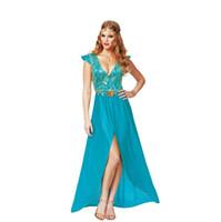 blue seashore photo shooting vintage fairy long dress medieval dress Renaissance Gown princess Victorian dress  sc 1 st  DHgate.com & Medieval Fairy Costumes Canada | Best Selling Medieval Fairy ...