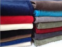 Wholesale Pet Fleece Blanket - Pet Blanket Soft Coral Velvet Rug Beach Towel Blankets Air conditioning Rugs Comfortable Carpet 50*70cm
