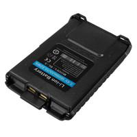 Wholesale Baofeng Bl - Hot 7.4V 1800mah Big Capacity Durable UV-5R BaoFeng BL-5 Battery Radio Walkie Talkie Series Two Way Radio
