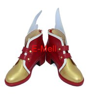 Wholesale Umi Sonoda - Wholesale-lovelive Cosplay Sonoda Umi boots shoe Women's Shoes For Halloween party
